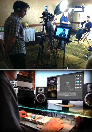 Video One Productions, a Chicago Video Production Company